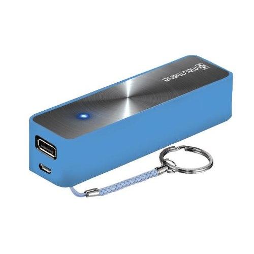 Power Bank 2600mah Com Celula Litio  Samsung 18650  Original Branco - EASY HELP NOTE