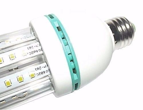 Kit 20 Lâmpada 7w U Led E27 Super Milho  Bivolt  Milho - EASY HELP NOTE