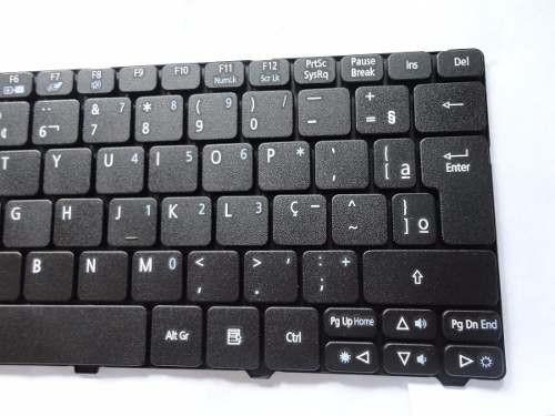 Teclado Para Netbook Acer Aspire One D260 Pk130d31a26 Br - EASY HELP NOTE