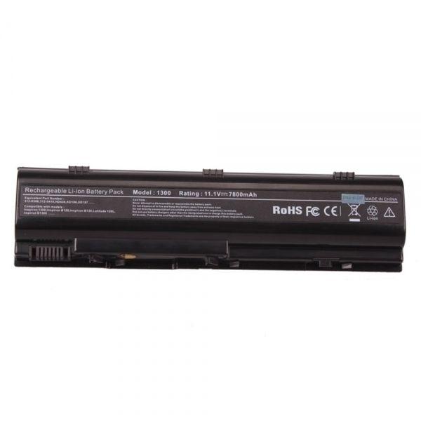 Bateria P/ Dell Inspiron 1300 B120 B130 Hd438 Kd186 4400 Mah - EASY HELP NOTE