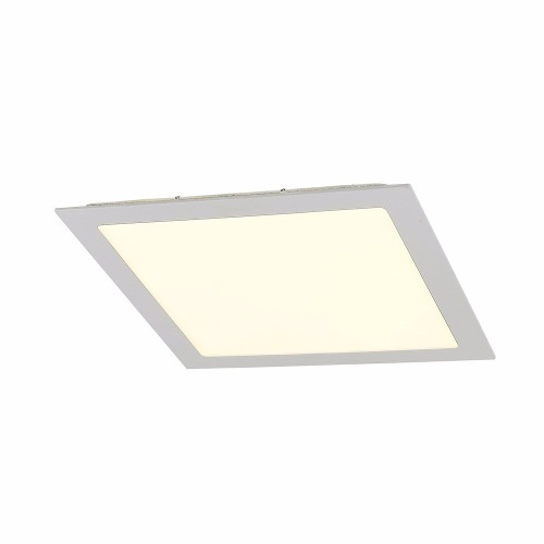 Kit 05 Lampada 24w Plafon Luminária Led Quadrad Embutir Slim - EASY HELP NOTE