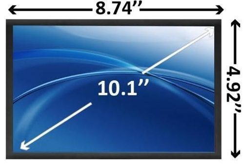 Tela 10.1 Led P Toshiba Satellite Nb200, Nb205, Nb500, Nb520 - EASY HELP NOTE