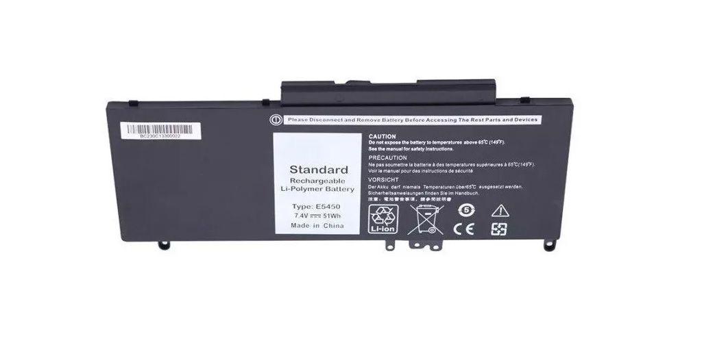 Bateria 6mt4t 6900mah 51wh Para Notebook Dell Latitude E5470 - EASY HELP NOTE