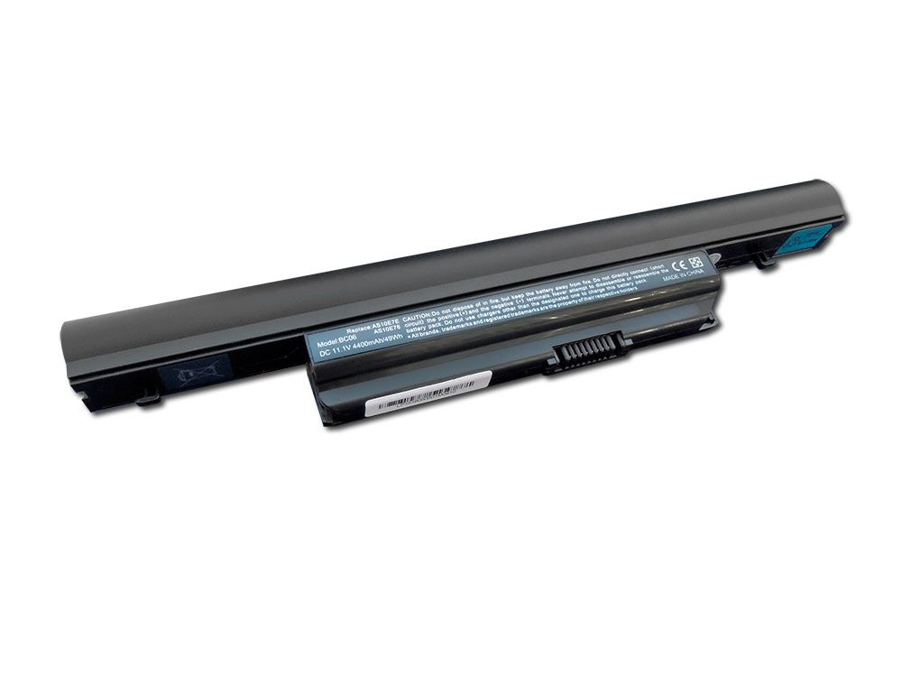 Bateria Para Acer Aspire 5553 Séries  4400 Mah 10.8v AS10B6E - EASY HELP NOTE