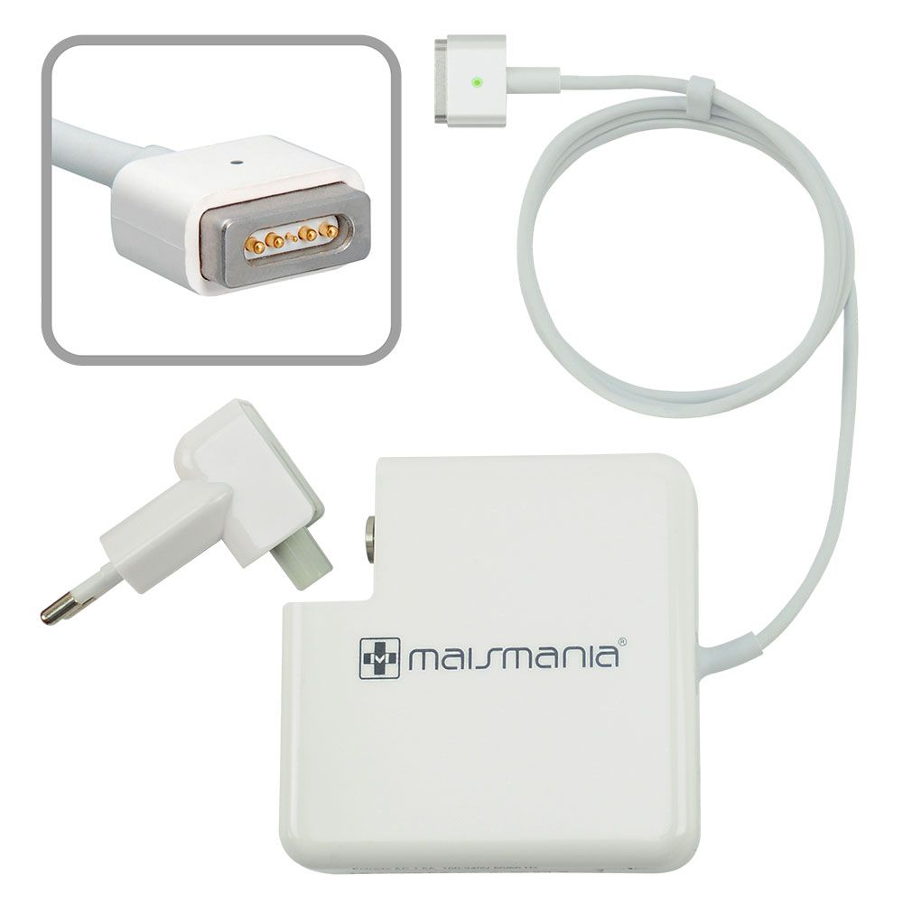 Fonte Carregador Para Apple Macbook Pro Ma538ll - A - B  60w MM 501 - EASY HELP NOTE