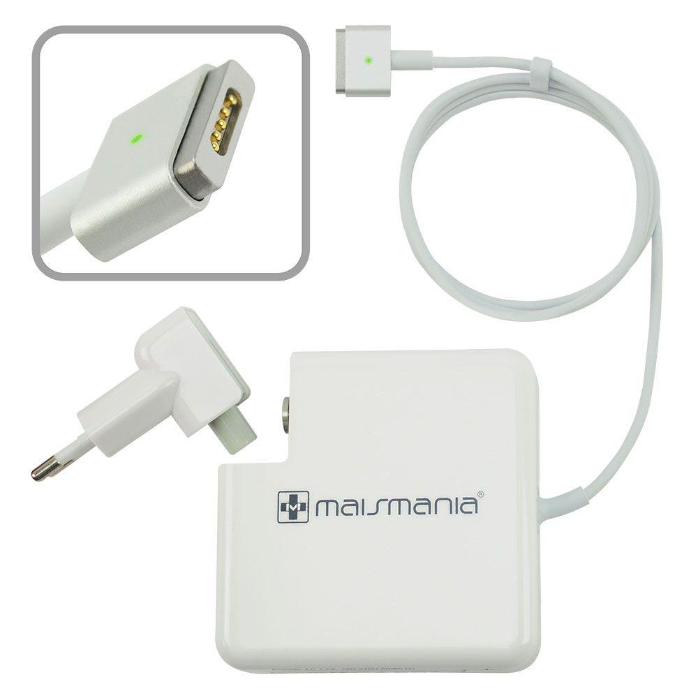 Fonte Carregador Para Apple Macbook Pro Retina 85w New A1424 MM 674 - EASY HELP NOTE