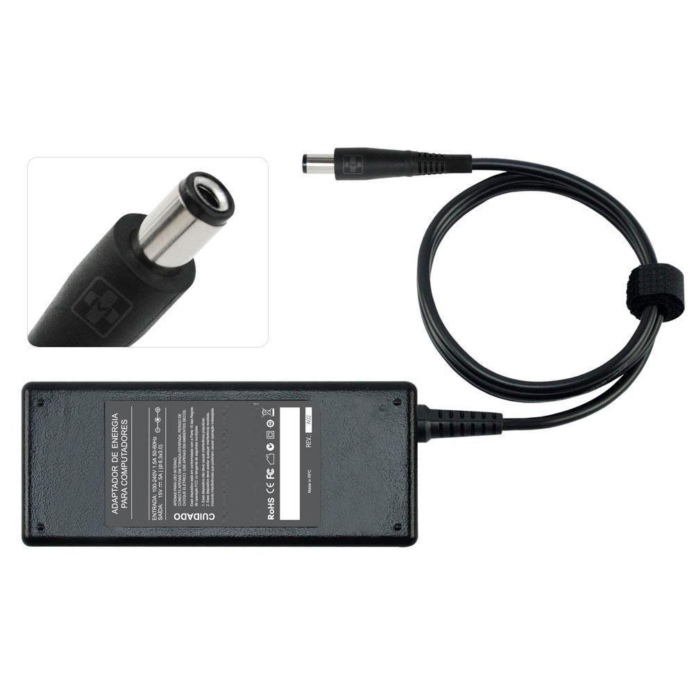 Fonte Carregador Para Toshiba  Tecra  9000  Series 15v 5a 75W MM 432 - EASY HELP NOTE