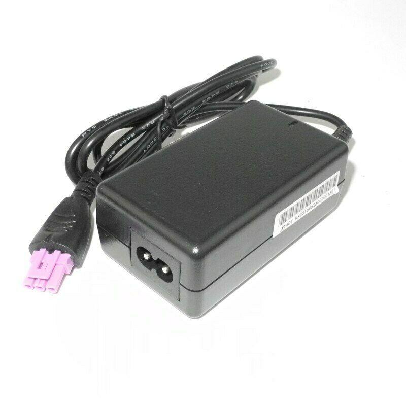 Fonte P/ Impressora Wifi Hp 2546 Plug Roxo + Cabo Força 22V - EASY HELP NOTE