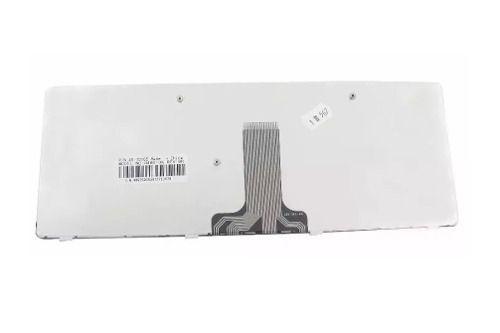 Teclado Para Lenovo Thinkpad Z480 25209377 V-134920ck2-br 48-10185 - EASY HELP NOTE