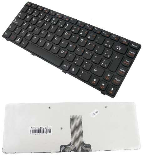 Teclado Para Lenovo Thinkpad Z485 25209377 V-134920ck2-br 48-10185 - EASY HELP NOTE