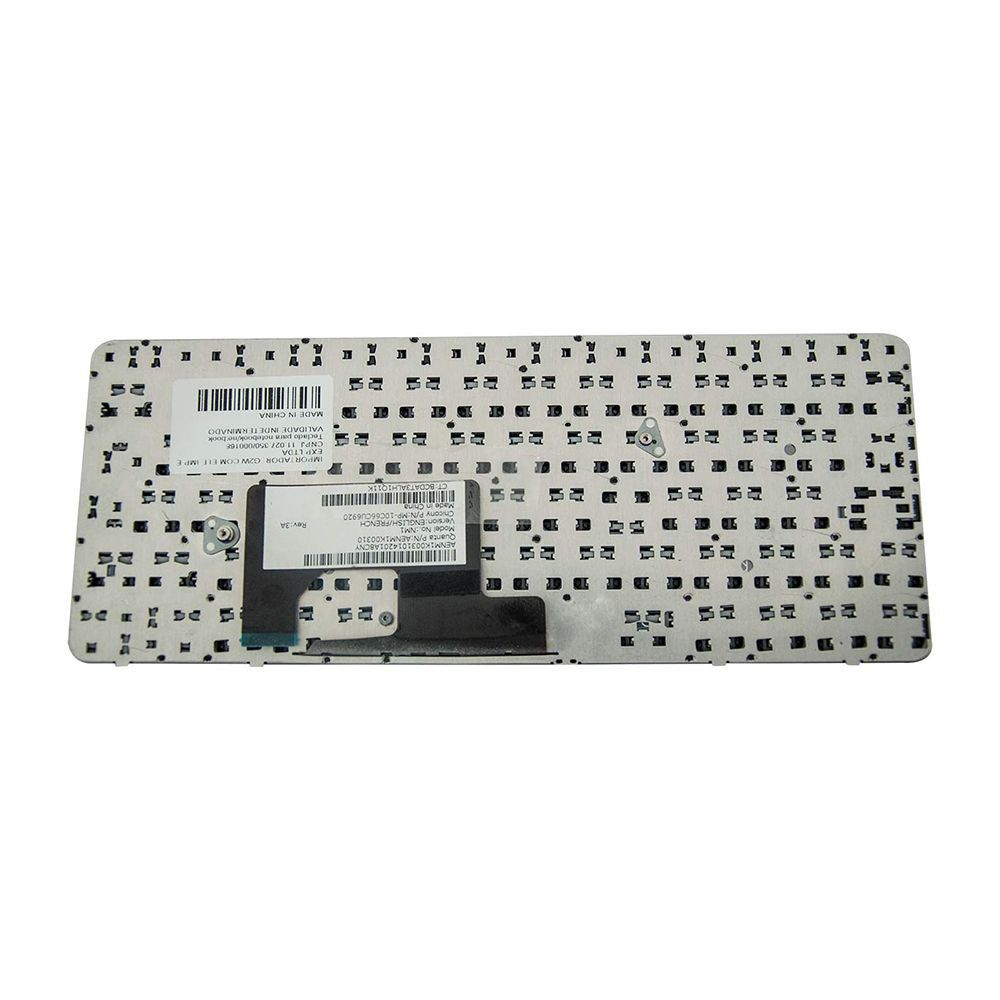 Teclado Para Netbook Hp Mini 210-3000 V112078AR1 Br Ç  - EASY HELP NOTE