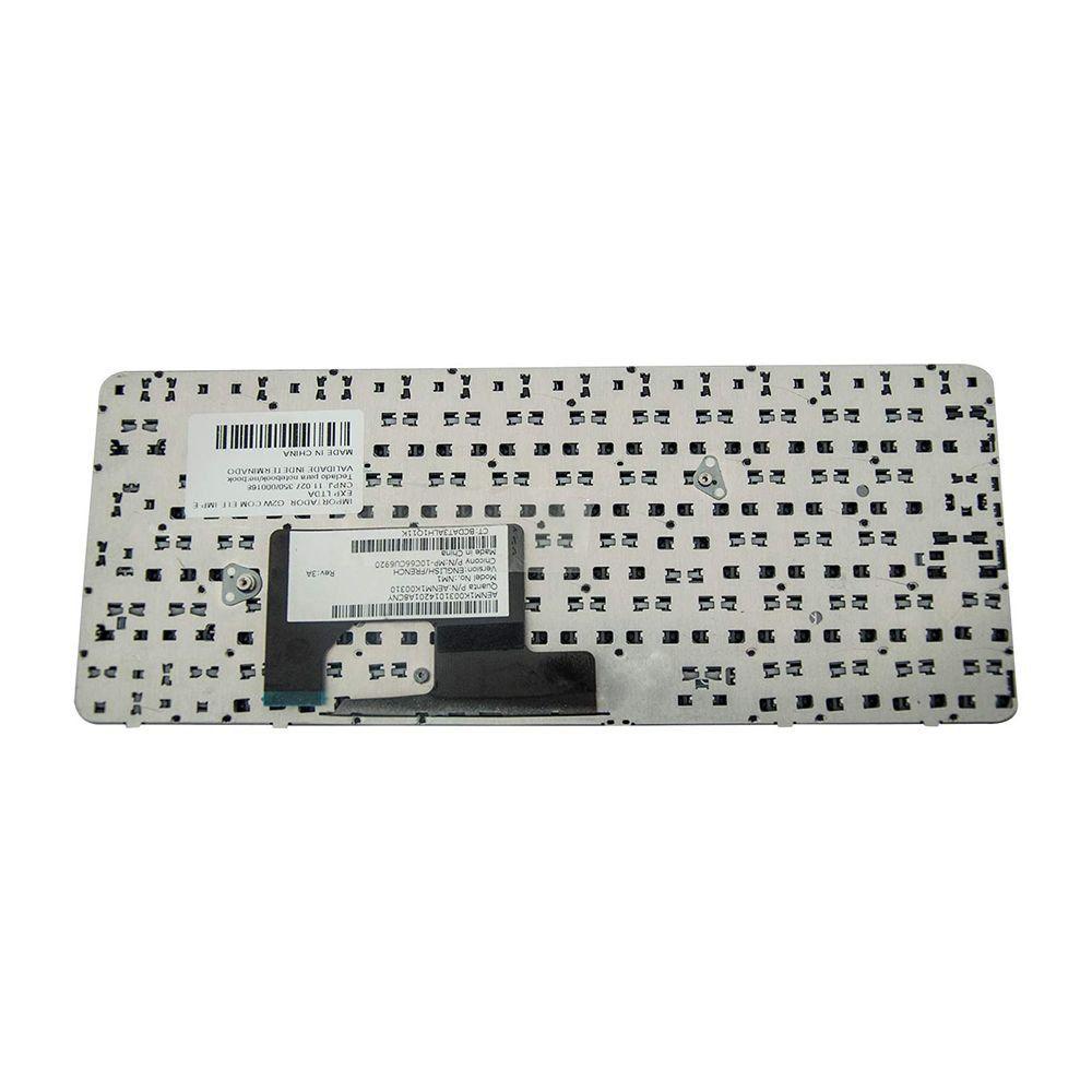 Teclado Para Netbook Hp Mini 210-3000 V112078AR1 Br Ç -  - EASY HELP NOTE