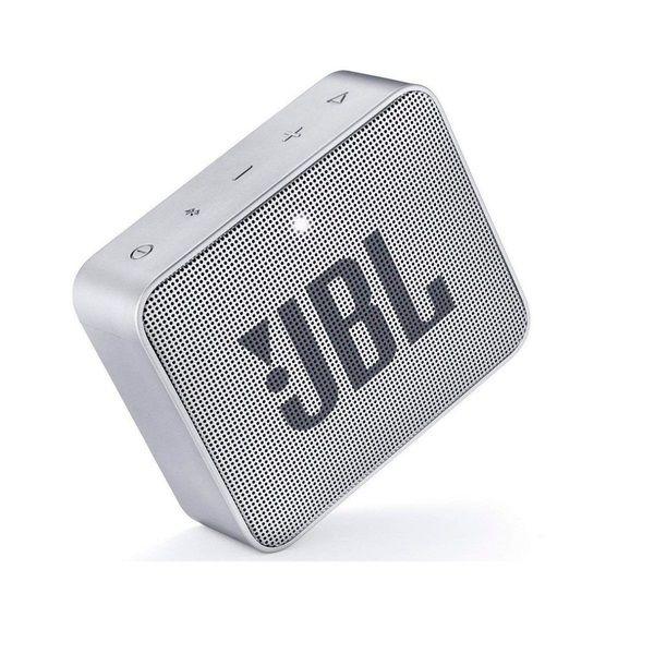 CAIXA SOM BLUETOOTH JBL GO2 CINZA JBLGO2GRY  - TELLNET