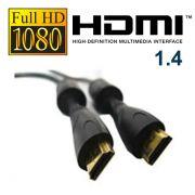 Cabo Hdmi 1080p Full Hd 5m COM FILTRO Ps3 Projetor Lcd Tv 3d Blu-ray 10