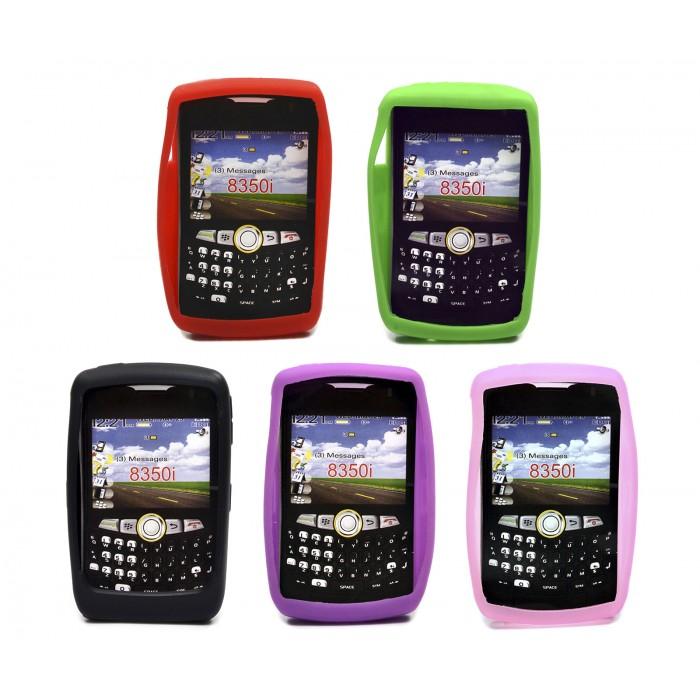 Capas de Silicone Para Blackberry Curve 8350i