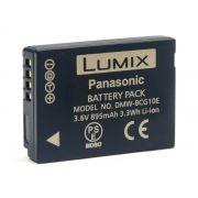 Bateria Panasonic DMW-BCG10E - DMC-TZ6 DMC-TZ7 DMC-ZS1 DMC-ZS3 - Outbox