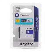 Bateria Sony NP-BD1 TX1 T2-B T90 T200