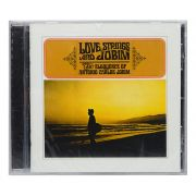 CD Antonio Carlos Jobim - Love, Strings and Jobim - Importado - Lacrado
