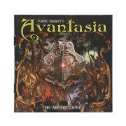 CD Avantasia - The Metal Opera - Lacrado