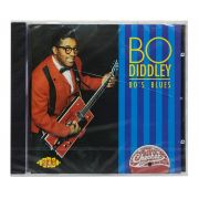 CD Bo Diddley - Bo's Blues - Importado - Lacrado