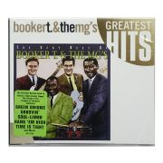 CD Booker T. & The Mg's - The Very Best Of - Importado - Lacrado