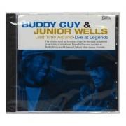 CD Buddy Guy & Junior Wells - Last Time Arround: Live At Legends - Importado - Lacrado