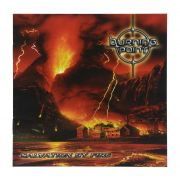CD Burning Point - Salvation By Fire - Lacrado