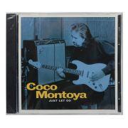 CD Coco Montoya - Just Let Go - Importado - Lacrado