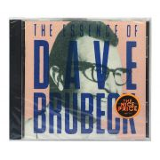 CD Dave Brubeck - The Essence Of Dave Brubeck - Importado - Lacrado