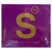 CD Duplo SupperClub Presents Rome 6 - Importado - Lacrado