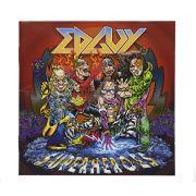CD EDGUY - Superheroes - Lacrado