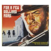 CD Ennio Morricone - For a Few Dollars More - Digipack Importado EU - Lacrado