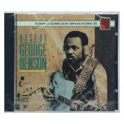 CD George Benson - The Best Of George Benson - Importado - Lacrado