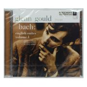 CD Glenn Gould - Bach: The English Suites - Vol.1 - Importado - Lacrado