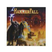 CD HammerFall - One Crimson Night (DUPLO) - Lacrado
