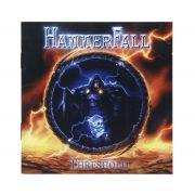 CD HammerFall - Threshold - Lacrado