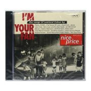 CD I'm Your Fan: The Songs Of Leonard Cohen by... - Importado - Lacrado