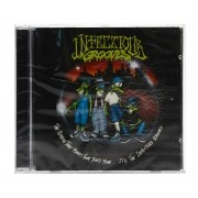 CD Infectious Grooves - The Plague That Makes Your Booty Move - Importado - Lacrado