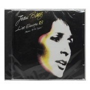 CD Joan Baez - Live In Europe 83 - Importado - Lacrado