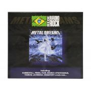 CD Metal Dreams Vol.1 - Coletânea Baladas Metal - Lacrado