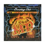 CD MP - Bursting Out - Live & Loud - Lacrado