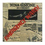 CD Nina Simone - Emergency Ward! - Importado - Mini LP - Lacrado