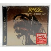 CD Rage - Perfect man - Importado - Lacrado