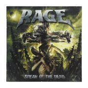 CD Rage - Speak Of The Dead - Lacrado