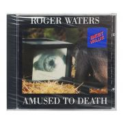 CD Roger Waters - Amused To Death - Importado - Lacrado
