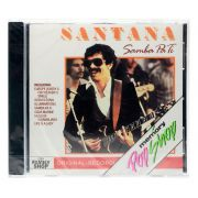 CD Santana - Samba Pa Ti - Memory PopShop - Importado - Lacrado
