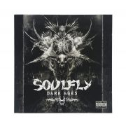 CD Soulfly - Dark Ages - Lacrado