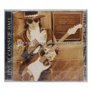 CD Stevie Ray Vaughan and Double Trouble - Live At Carnegie Hall - Importado - Lacrado