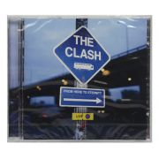 CD The Clash - From Here To Eternity Live - Importado - Lacrado
