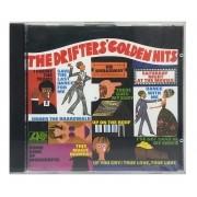 CD The Drifters - Golden Hits - Importado - Lacrado